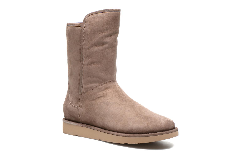 Boots en enkellaarsjes UGG Abree Short Grijs detail