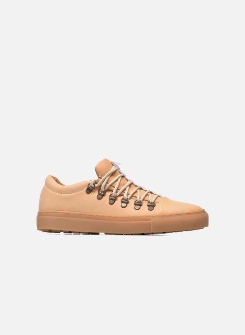 Chaussures à lacets Swear BRIAN 3 Beige vue derrière