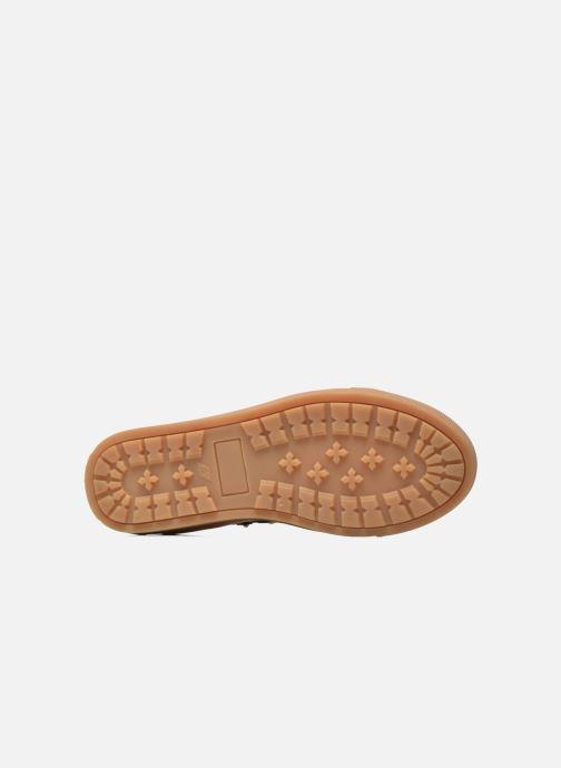 Zapatos con cordones Swear BRIAN 3 Beige vista de arriba