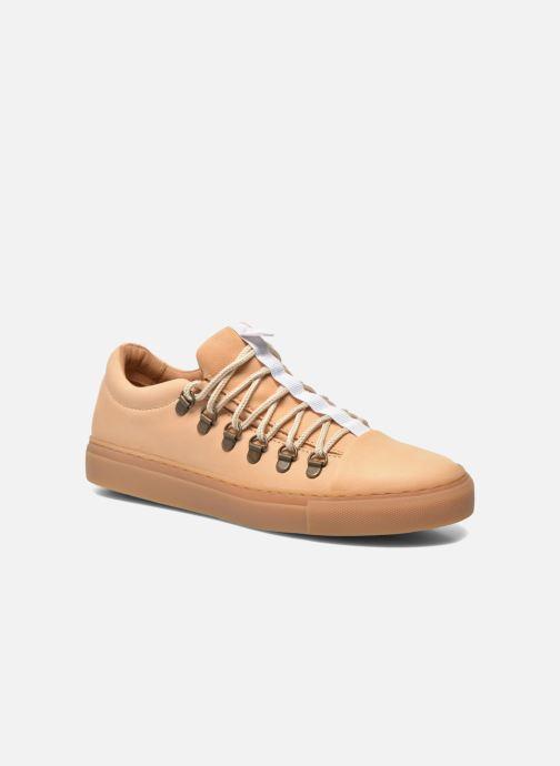 Zapatos con cordones Swear BRIAN 3 Beige vista de detalle / par