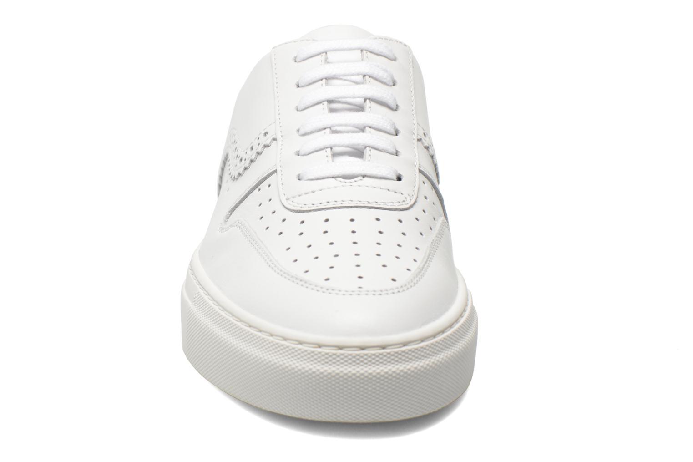 Chaussures à lacets Swear BLAKE 8 Blanc vue portées chaussures