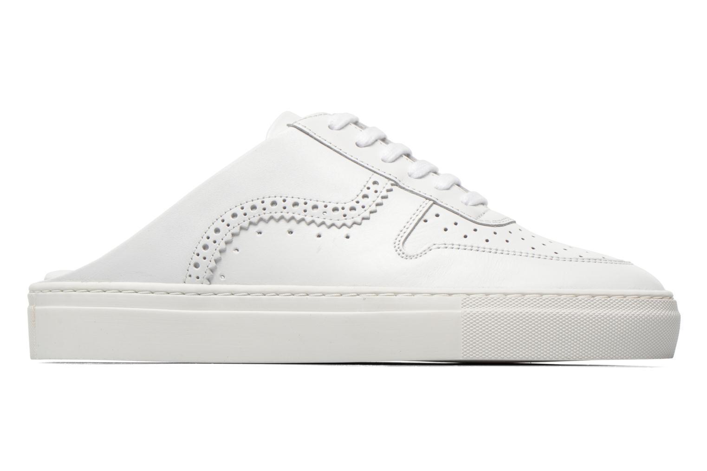 Chaussures à lacets Swear BLAKE 8 Blanc vue derrière