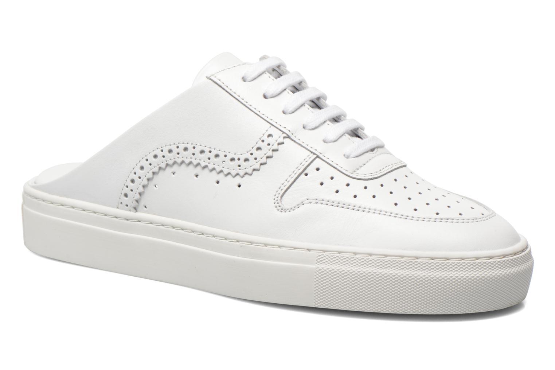 Chaussures à lacets Swear BLAKE 8 Blanc vue détail/paire