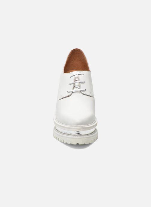 Schnürschuhe Swear ANITA 3 weiß schuhe getragen
