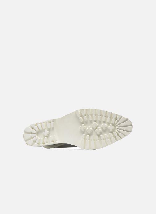 Schnürschuhe Swear ANITA 3 weiß ansicht von oben