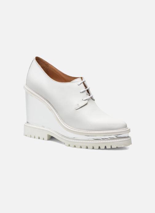 Zapatos con cordones Swear ANITA 3 Blanco vista de detalle / par