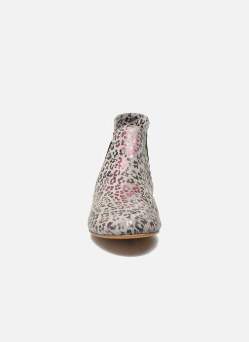 Stivaletti e tronchetti Ippon Vintage Peal south Multicolore modello indossato