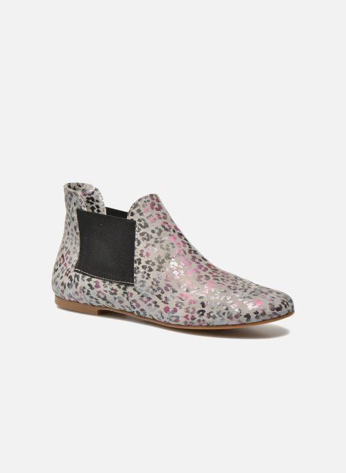 Bottines et boots Ippon Vintage Peal south Multicolore vue détail/paire