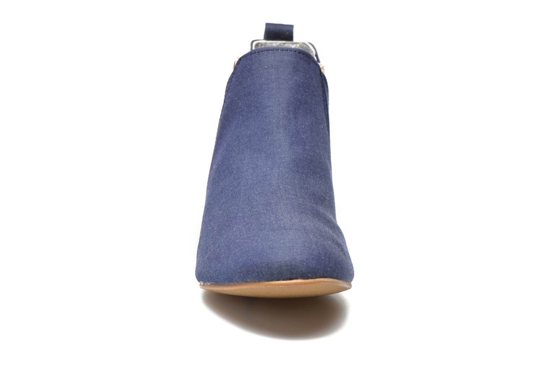 Bottines et boots Ippon Vintage Sun flydots J Bleu vue portées chaussures