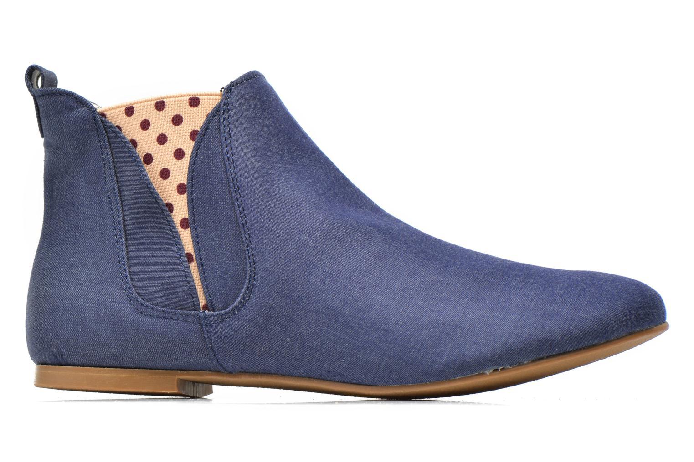 Bottines et boots Ippon Vintage Sun flydots J Bleu vue derrière