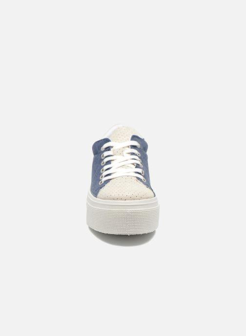 Baskets Ippon Vintage Tokyo jeans Bleu vue portées chaussures