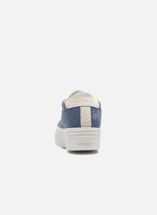 Baskets Ippon Vintage Tokyo jeans Bleu vue droite