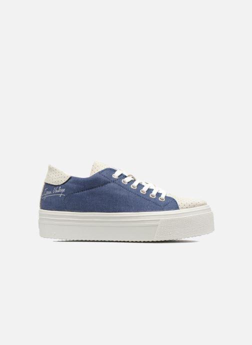 Sneaker Ippon Vintage Tokyo jeans blau ansicht von hinten