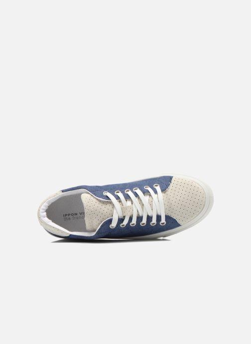 Sneaker Ippon Vintage Tokyo jeans blau ansicht von links