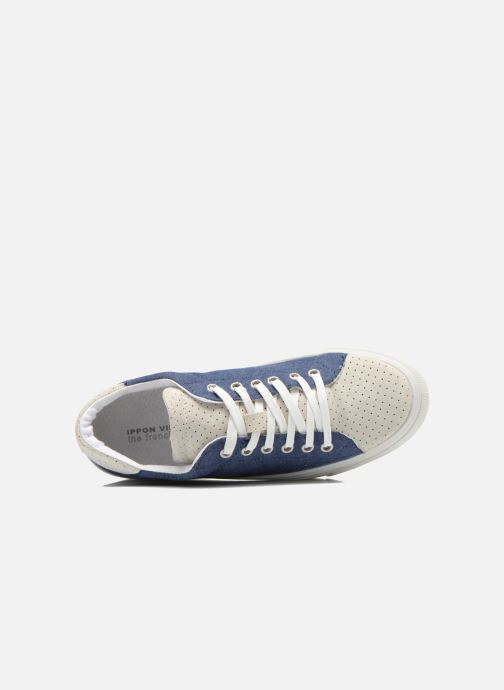 Sneakers Ippon Vintage Tokyo jeans Azzurro immagine sinistra