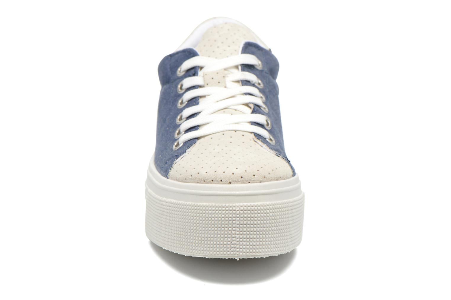 Trainers Ippon Vintage Tokyo jeans Blue model view