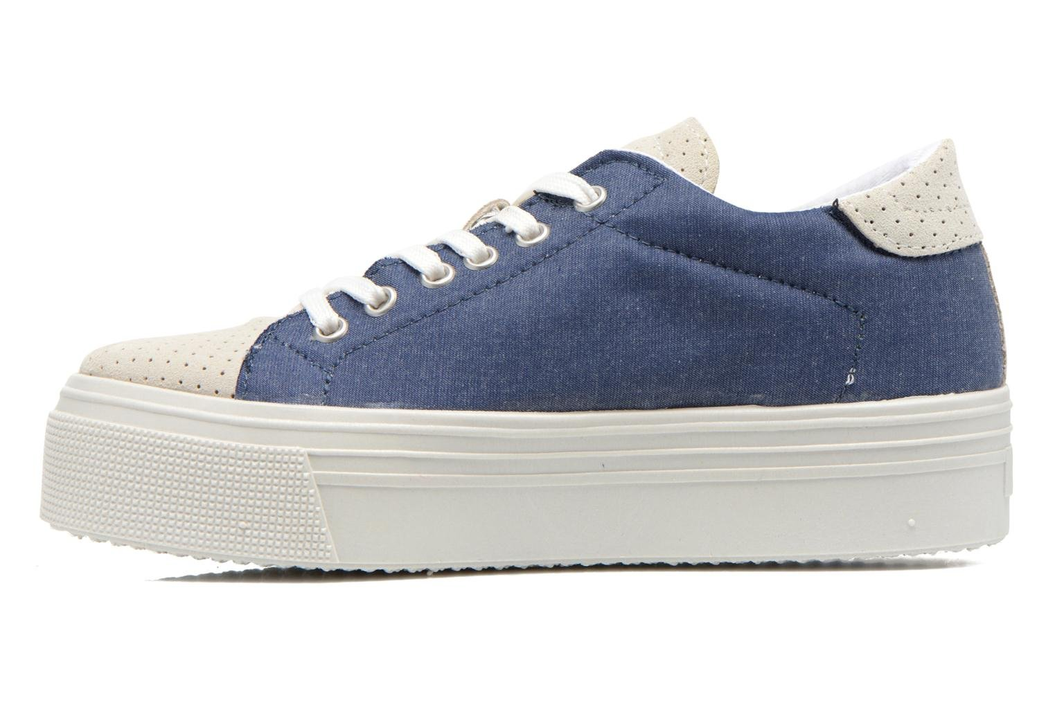 Trainers Ippon Vintage Tokyo jeans Blue front view