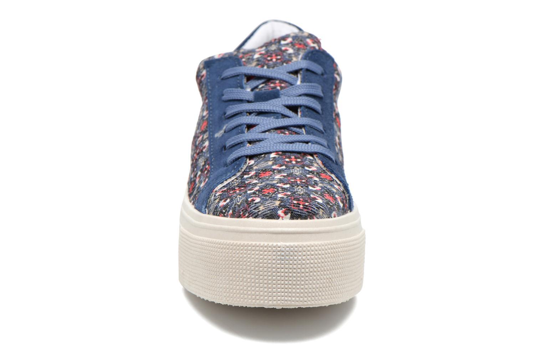 Baskets Ippon Vintage Tokyo Print J Bleu vue portées chaussures