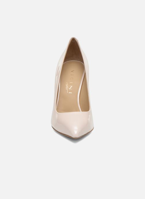 Escarpins Vicini Jour Rose vue portées chaussures