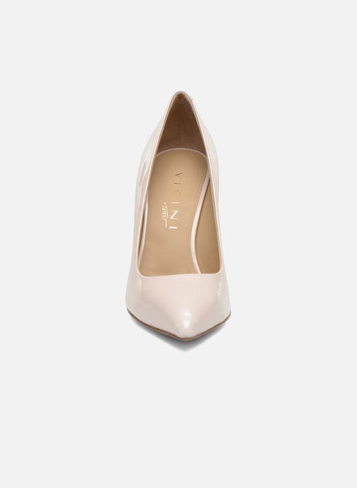 Zapatos de tacón Vicini Jour Rosa vista del modelo