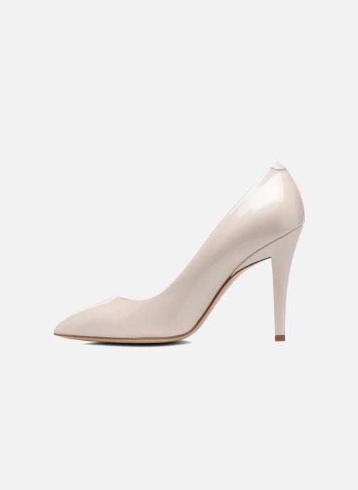 Zapatos de tacón Vicini Jour Rosa vista de frente