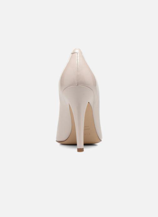 Zapatos de tacón Vicini Jour Rosa vista lateral derecha