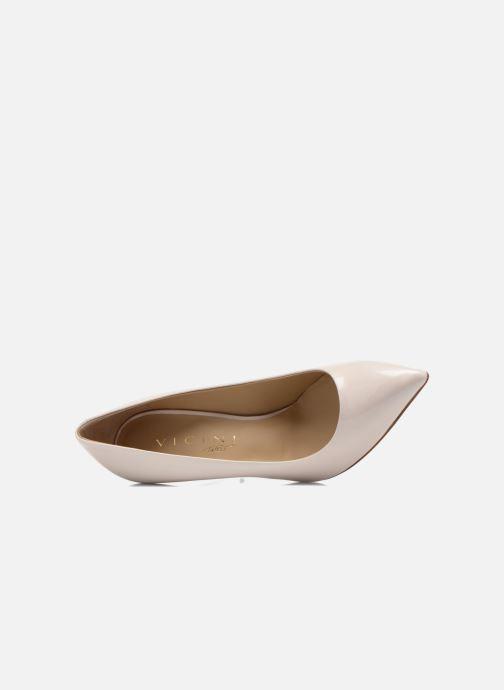 Zapatos de tacón Vicini Jour Rosa vista lateral izquierda