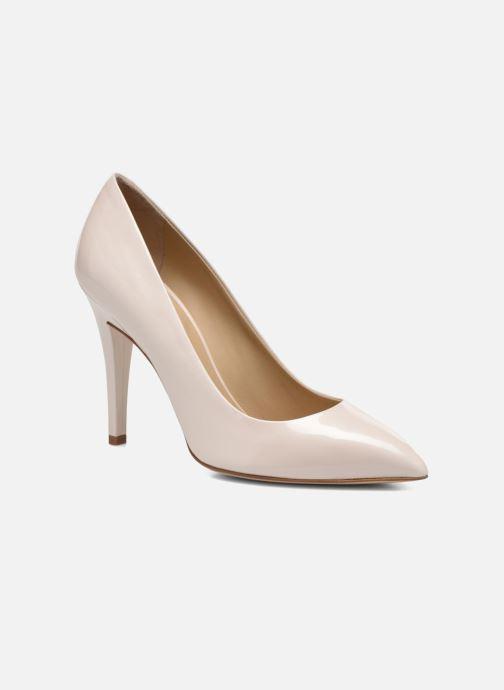 Høje hæle Vicini Jour Pink detaljeret billede af skoene