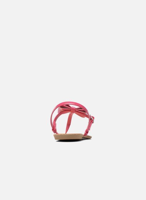 Sandalen I Love Shoes Donoeudou rosa ansicht von rechts