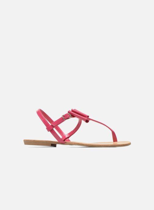 Sandals I Love Shoes Donoeudou Pink back view