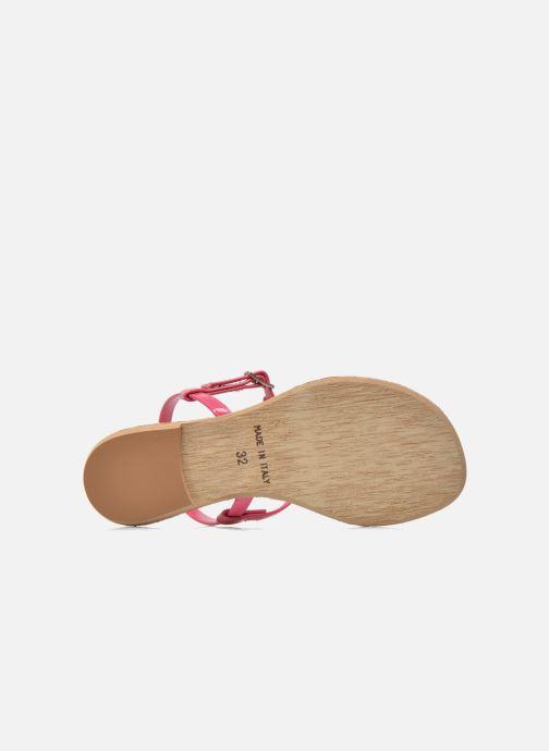 Sandalen I Love Shoes Donoeudou rosa ansicht von oben