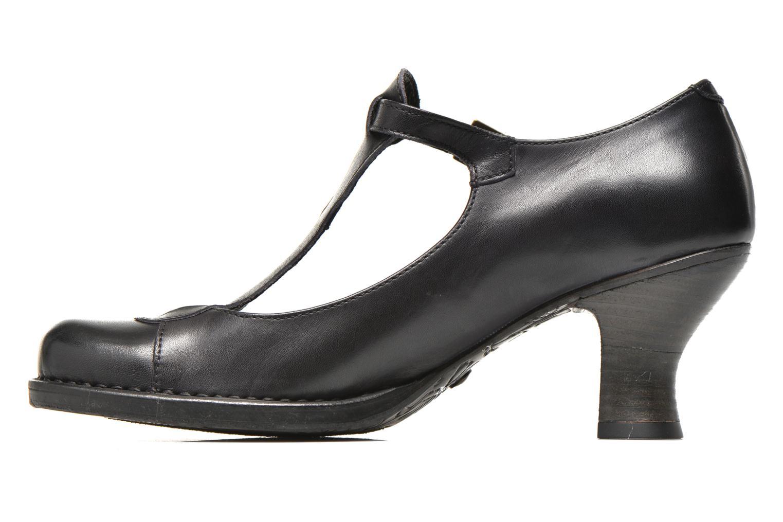 Pumps Neosens Rococo S861 Zwart voorkant