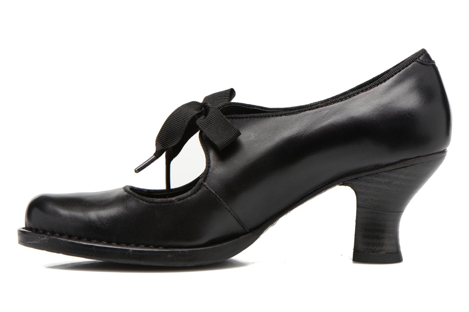 High heels Neosens Rococo S859 Black front view