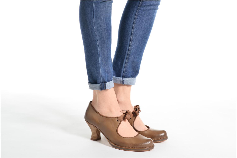 Zapatos de tacón Neosens Rococo S859 Marrón vista de abajo