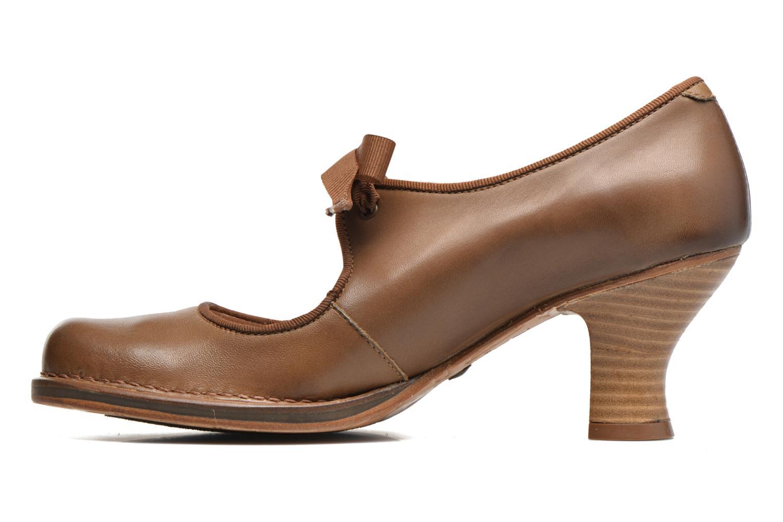 Zapatos de tacón Neosens Rococo S859 Marrón vista de frente