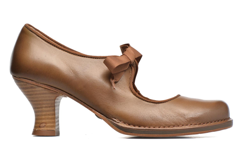 Zapatos de tacón Neosens Rococo S859 Marrón vistra trasera