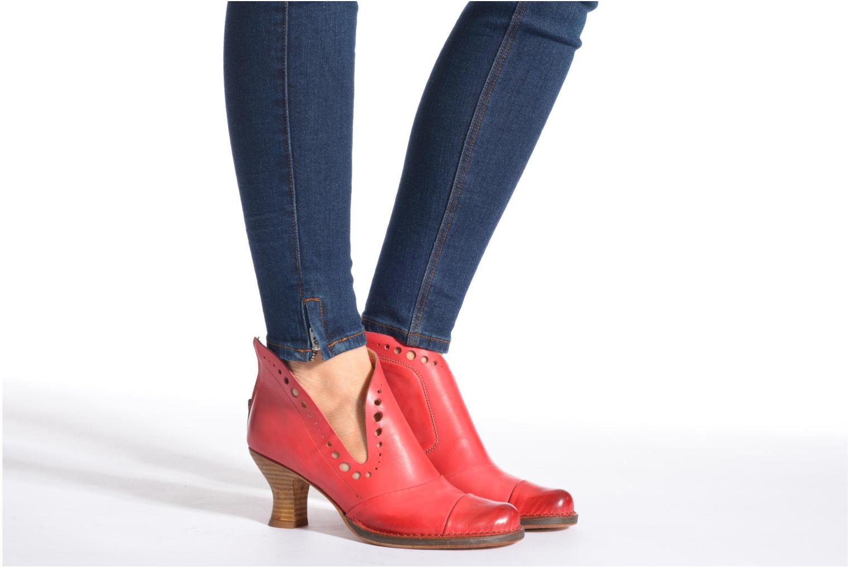 Bottines et boots Neosens Rococo S860 Noir vue bas / vue portée sac