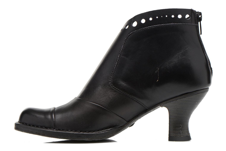 Bottines et boots Neosens Rococo S860 Noir vue face