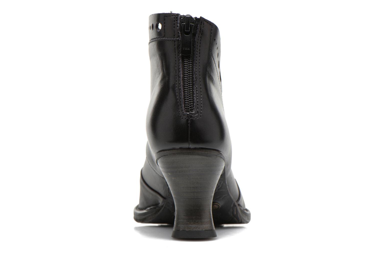 Bottines et boots Neosens Rococo S860 Noir vue droite