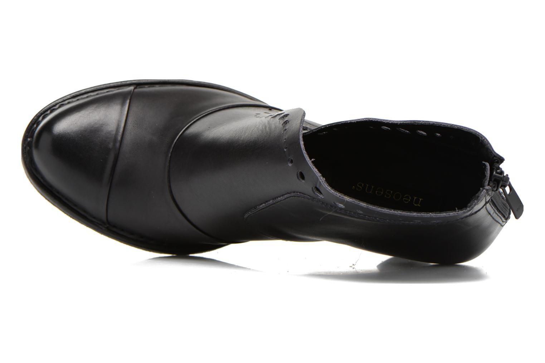 Bottines et boots Neosens Rococo S860 Noir vue gauche