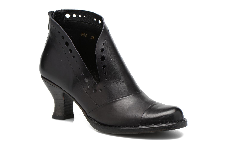 Bottines et boots Neosens Rococo S860 Noir vue détail/paire