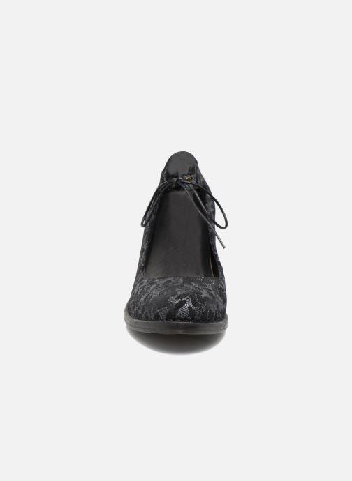 Zapatos de tacón Neosens Baladi S278 Negro vista del modelo