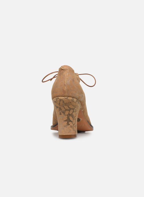 High heels Neosens Baladi S278 Beige view from the right