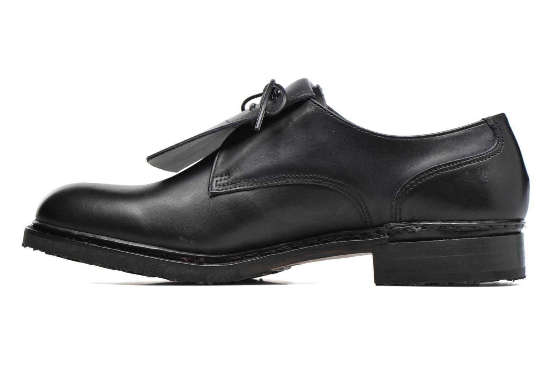 Zapatos con cordones Neosens Hondarribi S895 Marrón vista de frente