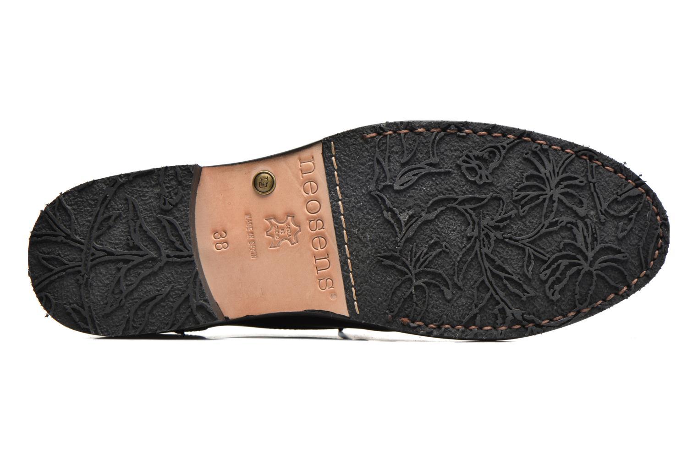 Zapatos con cordones Neosens Hondarribi S895 Marrón vista de arriba