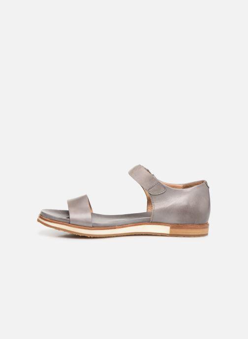 Sandales et nu-pieds Neosens Cortese S502 Gris vue face