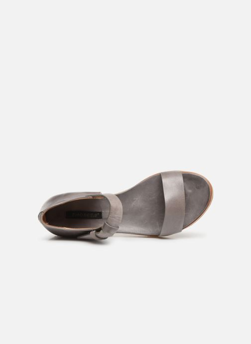 Sandali e scarpe aperte Neosens Cortese S502 Grigio immagine sinistra
