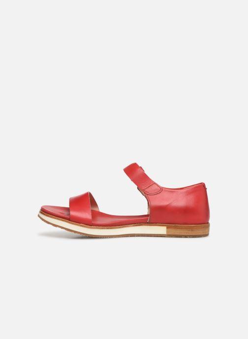 Sandali e scarpe aperte Neosens Cortese S502 Rosso immagine frontale