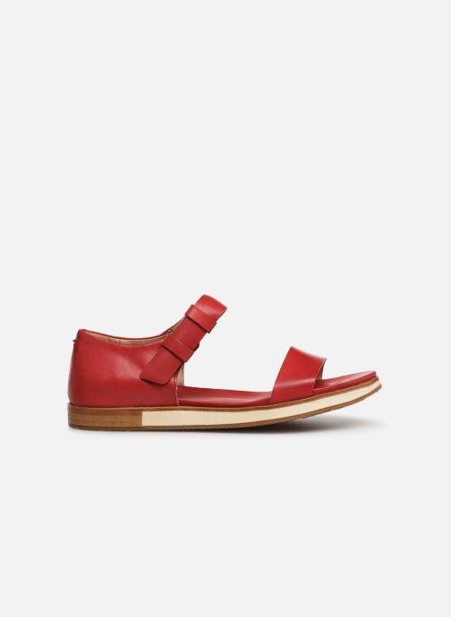Sandales et nu-pieds Neosens Cortese S502 Rouge vue derrière