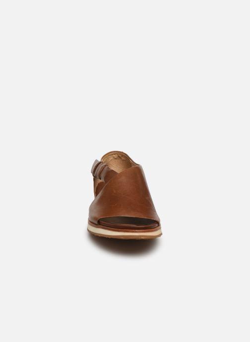 Sandales et nu-pieds Neosens Cortese S501 Marron vue portées chaussures